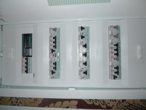 Электропроводка в доме 250 кв.м.